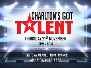 Charlton's Got Talent